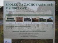 Železářská pec v Šindelové