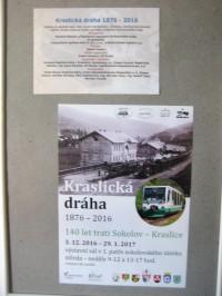 140. let dráhy Sokolov - Kraslice - Muzeum Sokolov