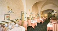 interiér hotelu Promenáda