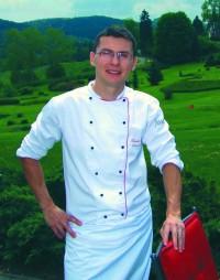 Šéfkuchař Restaurantu Golfissimo Tomáš