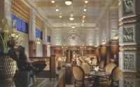 Interiér Café Imperial