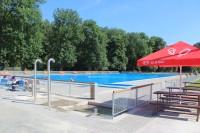 Tišnovské koupaliště - rekreační bazén 2014