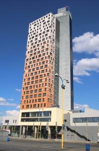 Brno - AZ Tower je nejvyšší budovou v republice
