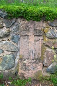 Brno-Kníničky - křížový kámen