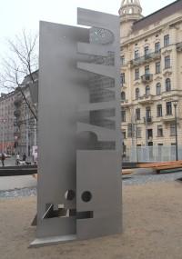 Brno - památník Franze Pawlu