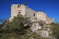 Děvín - Dívčí hrad