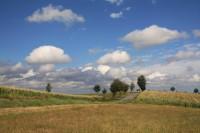 Vysoké nebe nad Bořinou