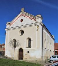 Slavkov u Brna - synagoga