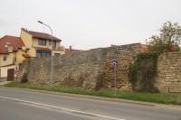 Slavkov u Brna - městské hradby