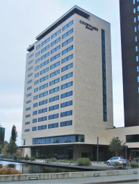 Brno - hotel Courtyard by Marriott