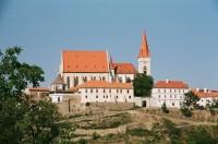 Znojmo - chrám sv. Mikuláše