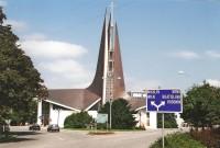 Břeclav - kostel sv. Václava