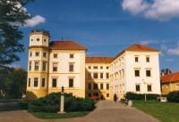 Strážnice - zámek