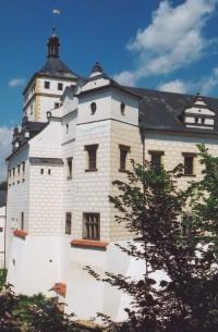 Pardubice - zámek