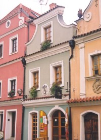 měšťanské domy