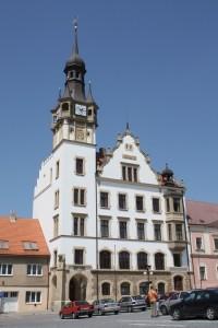 Hustopeče - radnice 2009