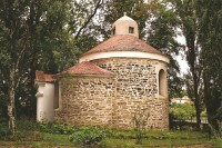 Plaveč - románská rotunda