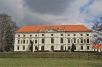 Židlochovice - zámek
