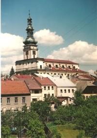 Polná - chrám Nanebevzetí Panny Marie
