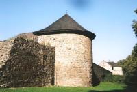 Polička - městské hradby