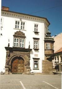 Ivančice - dům pánů z Lipé