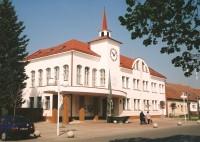 Velké Pavlovice - radnice