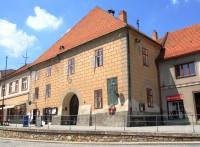 Náměšť nad Oslavou - stará radnice