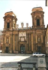 Mikulov - Dietrichsteinská hrobka