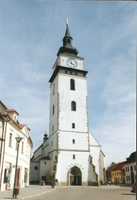 Velké Meziříčí - městská věž