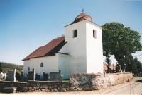 Rokytná - kostel sv. Leopolda