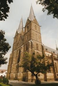 Vysoké Mýto - kostel sv. Vavřince