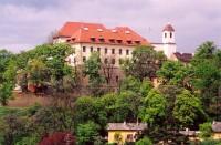 Brno - park Špilberk