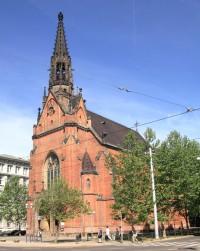Brno - Červený kostel