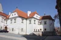 Mikulov - kanovnické domy