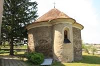 Hrádek - kaple sv. Oldřicha