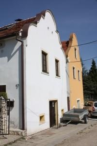 Pavlov - barokní vinařské domy