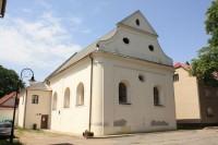 Lomnice - židovská čtvrť