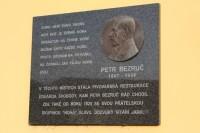 Pamětní deska Petra Bezruče