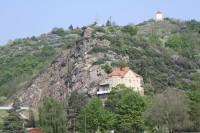 Znojmo - Skalní zahrada a Krammerova vila