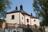 Havlíčkův Brod - kostel Nejsvětější Trojice