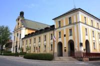 Havlíčkův Brnod - klášterní kostel sv. Rodiny