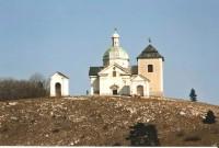 Svatý kopeček - kostel sv. Šebestiána
