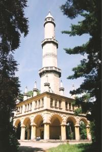 Na lednický Minaret