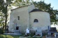 Tupanov - kostel sv. Markéty