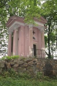 Dolní Rožínka - areál Templ
