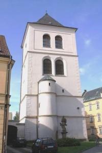 Vysoké Mýto - zvonice