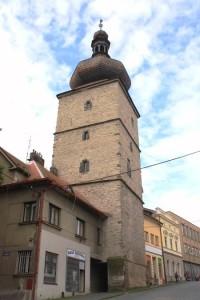 Vysoké Mýto - Choceňská věž