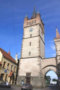Vysoké Mýto - Pražská brána