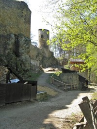 Hrad Cimburk 2011