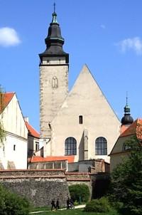 Telč - Svatojakubská vyhlídková věž